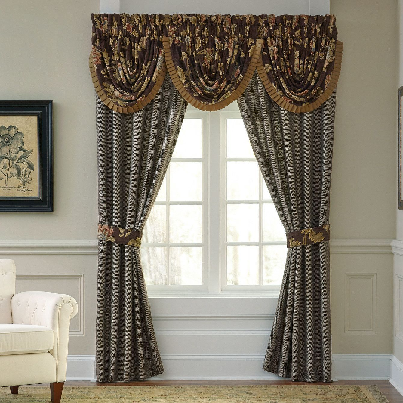 Solid Blackout Thermal Grommet Curtain Panels Set Of 2 Panel Curtains Curtains Drapes Curtains