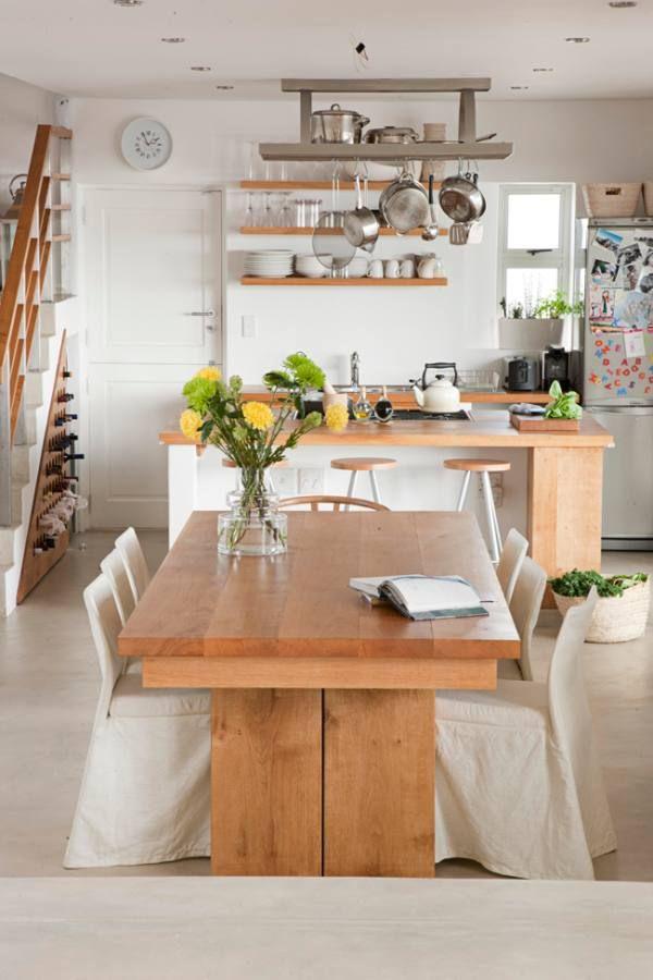 Resultado de imagen para ideas de cocina comedor