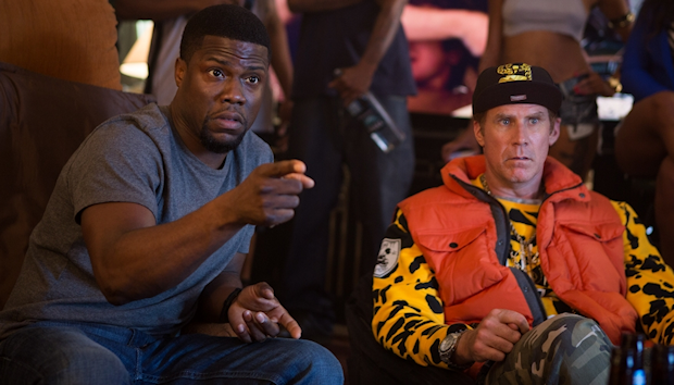 Will Ferrell and Kevin Hart in 39 New Images From GET HARD