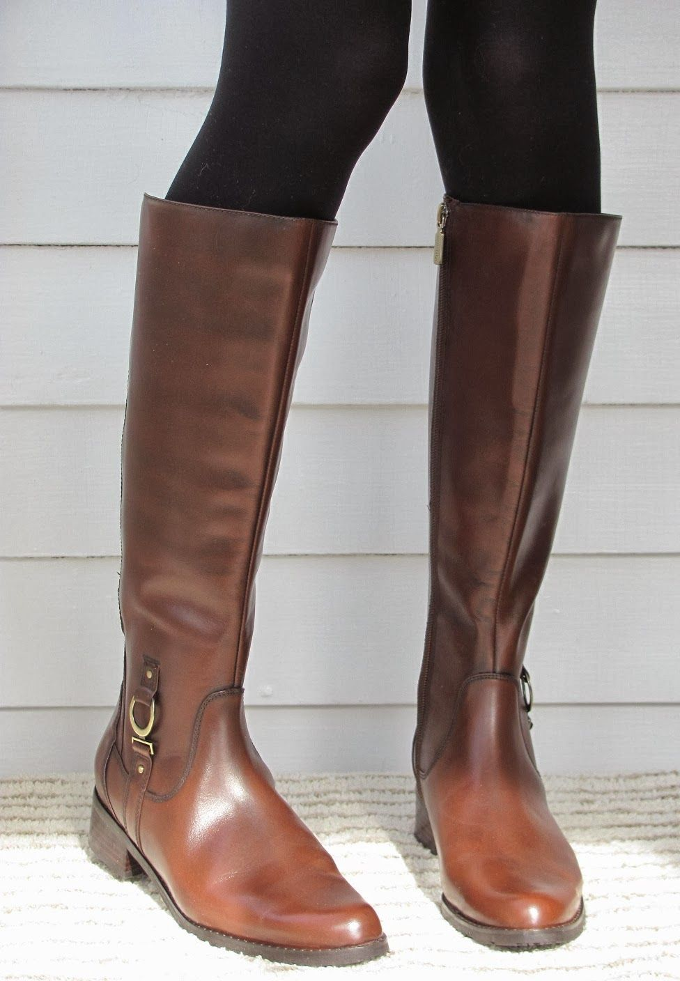 05c8b8a6680 Howdy Slim! Riding Boots for Thin Calves: Blondo Vallera | Boots in ...