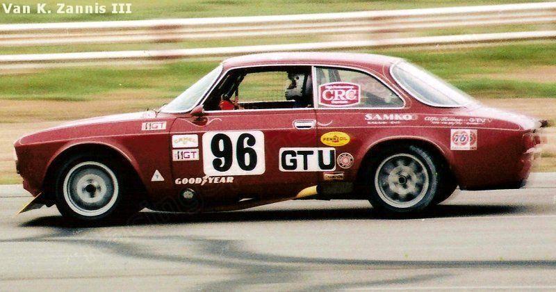 Alfa Romeo Gtv John Samson Alfa Romeo Gtv Race Cars Alfa Romeo