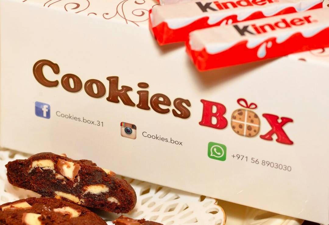 Instagram Photo By Cookies Box Uae Abu Dhabi May 22 2016 At 4 46pm Utc Cookie Box Food Cookies