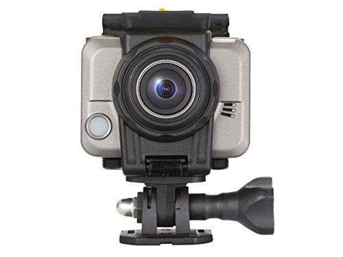 Sharper Image Svc355 Hd Action Camera With Waterproof Case Check