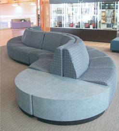 August Inc Lounge Seating Chairs Sofas Benches Modular Furniture College Library Gsa Contract Hospital Lobby Office Reception Sports Center