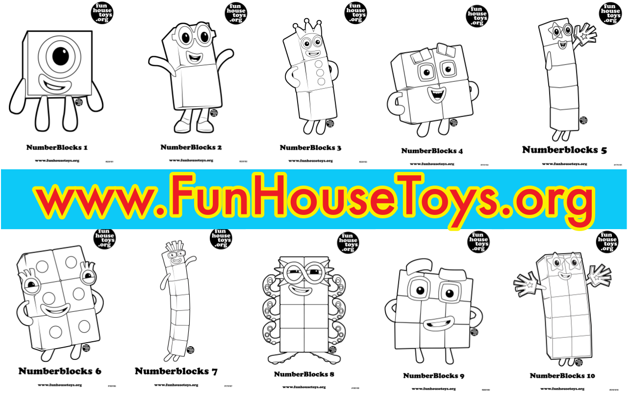 For More Printables Coloring Pages Visit Funhousetoys