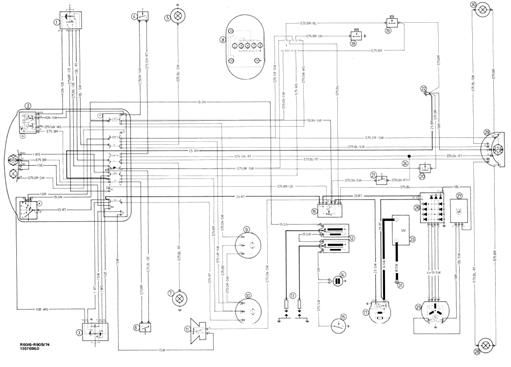 MAX BMW Motorcycles - WIRING DIAGRAMS | BMW F 650 GS | Pinterest