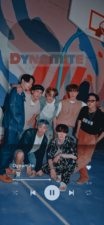 Bts Dynamite Wallpaper Lockscreen Bts Papel De Parede Papel De Parede Kpop Tela Inicial Bts dynamite photos wallpaper