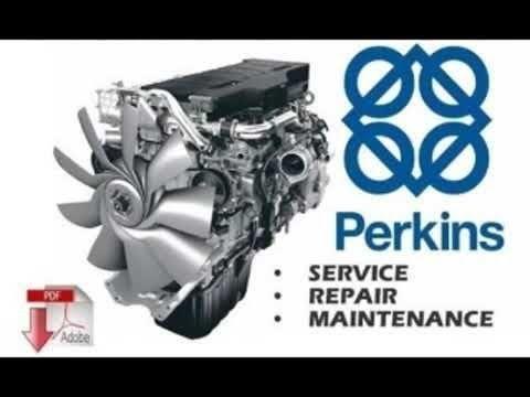 PERKINS 1100 SERIES 1104D (MECH) INDUSTRIAL ENGINE Model (NL ... on