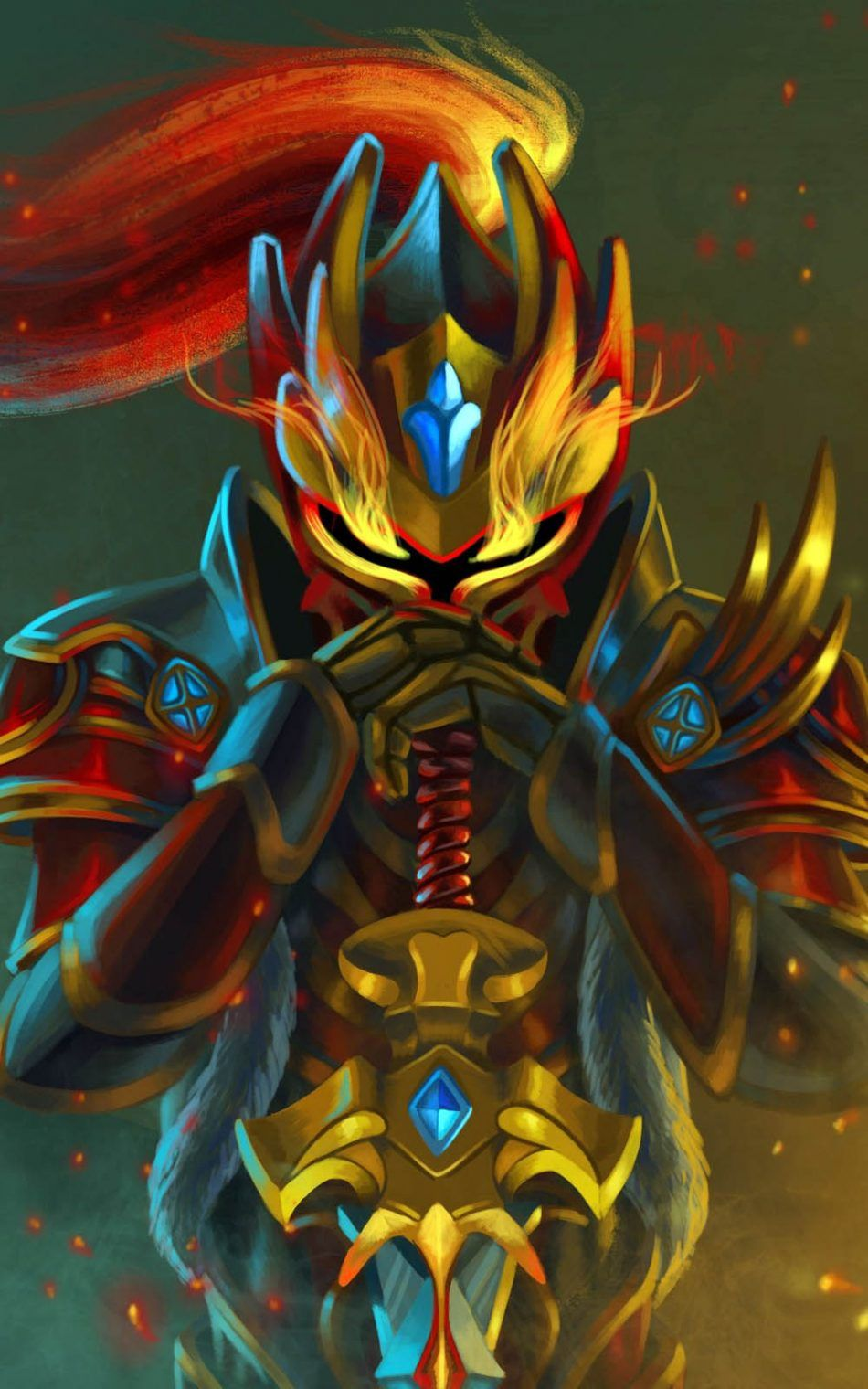 Dragon Knight Dota  Hd Mobile Wallpaper
