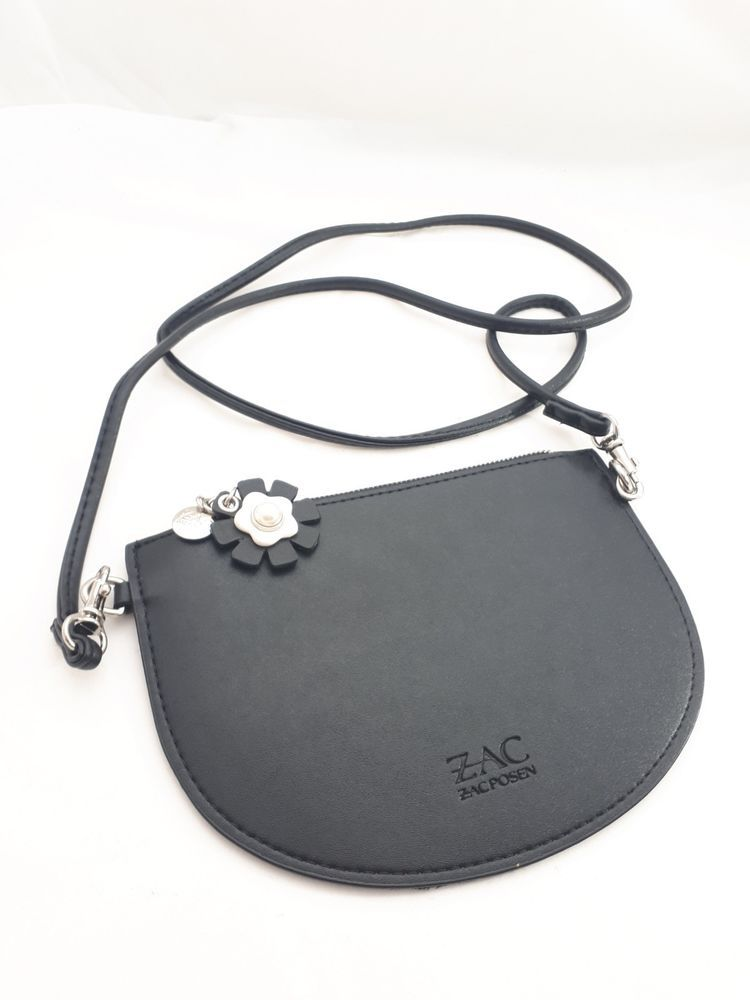 326bf81c14 Zac Posen Mini Small Crossbody Black Bag Handbag Kids Teens Womans Girls   fashion  clothing  shoes  accessories  womensbagshandbags (ebay link)