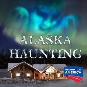 #AlaskaHaunting - on Destination America Channel. In Alaska, no one can hear you when you scream. Miles of forest separate neighbors in America's northern-most state, but hauntings are so common there that locals turn to the Internet to share their terrifying tales. In ALASKA HAUNTING, the last frontier becomes the backdrop for scary ghost stories, where frigid winter weather leaves victims frozen in fear with nowhere to run.