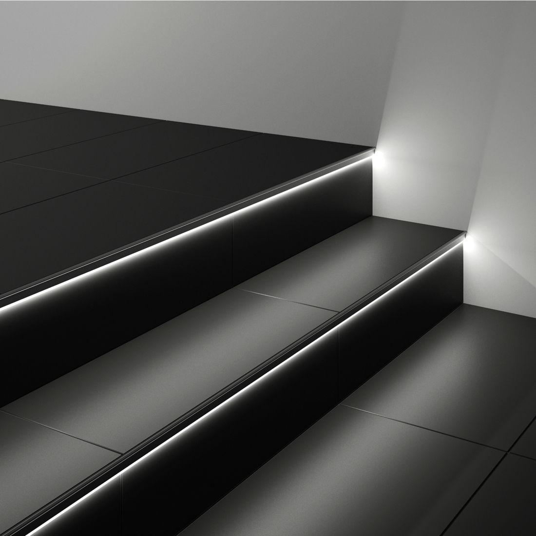Unique Auch auf Treppen haben sich Fliesen als robuster dauerhaft sch ner Belag bew hrt Doch gilt