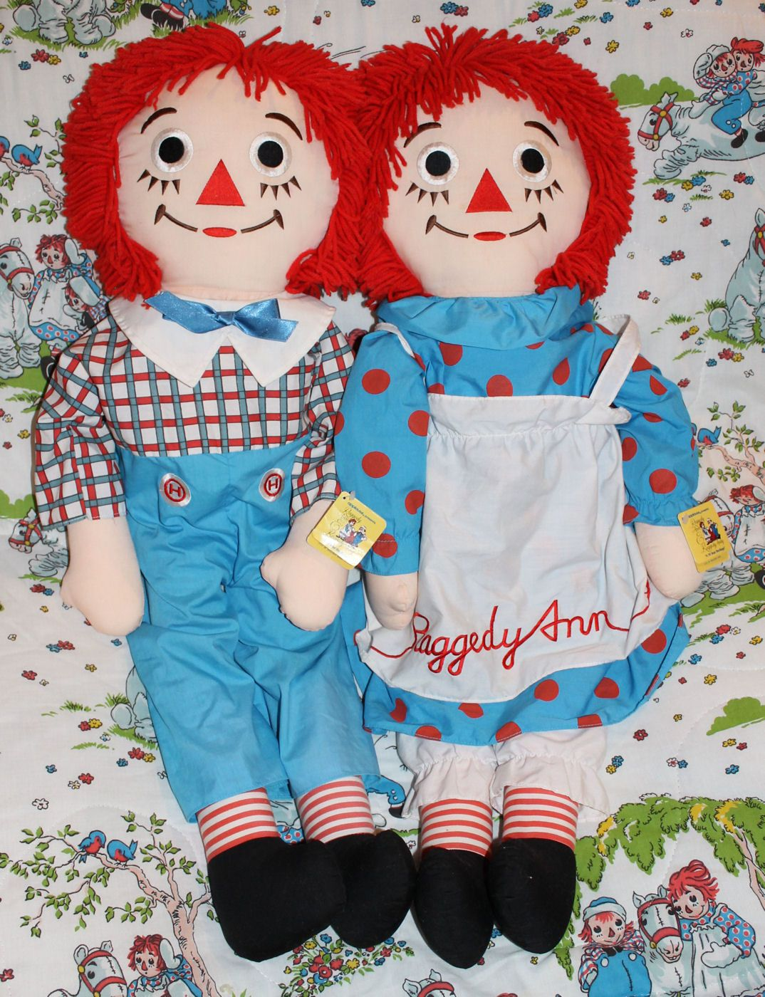 Animated Gif Raggedy Ann And Andy Raggedy Ann Andy 36 Dolls by