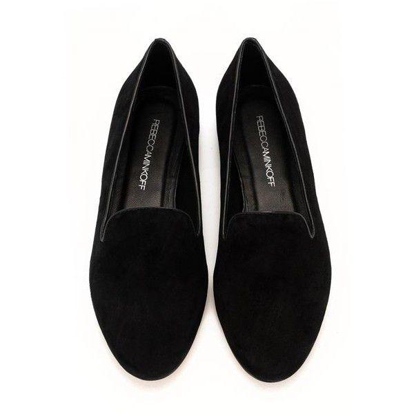 Belgian Loafer- Black Suede ($90