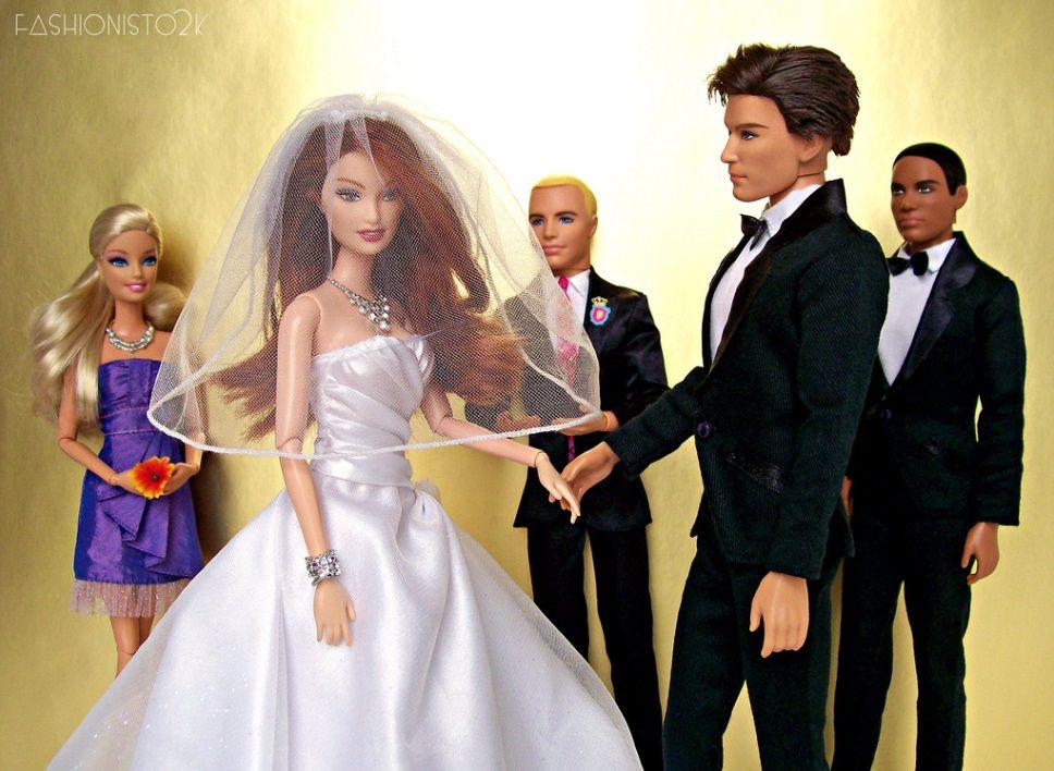 #Barbie's #wedding /fashionista2k] 1..36 qw
