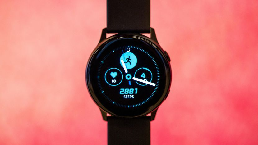 Samsung Galaxy Watch Active Apple watch, Samsung watches
