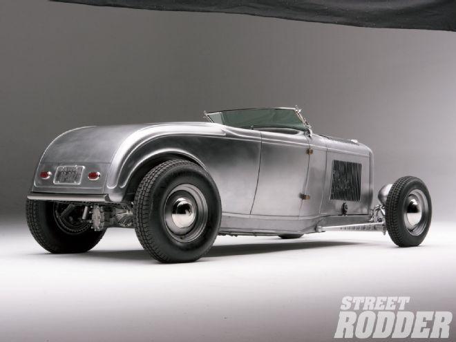 1932 Ford Roadster - Angie's Ride - Street Rodder Magazine