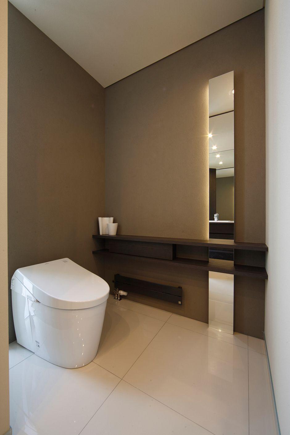 Collection 2015 Model House ケントコレクション ケント ハウス株式会社 北海道 札幌の注文住宅 トイレ おしゃれ トイレ インテリア バスルームのレイアウト
