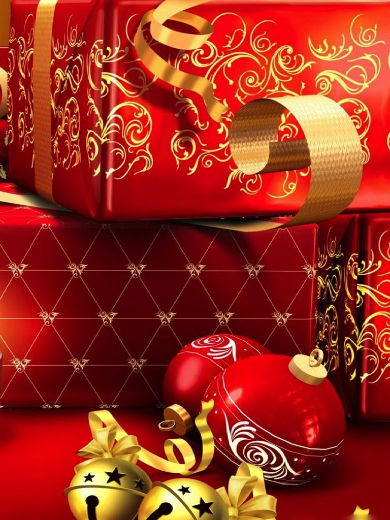 christmas red red how i love thee gold christmas. Black Bedroom Furniture Sets. Home Design Ideas