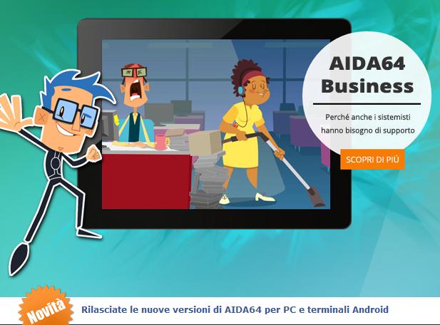 """""""ANDREA HARDWARE BLOG"""" : Rilasciate le nuove versioni di AIDA64 per PC e te..."""