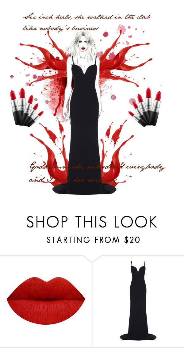 """""""Six Inch Heels"""" by zulalacar ❤ liked on Polyvore featuring beauty, Morgan, STELLA McCARTNEY and MAC Cosmetics"""