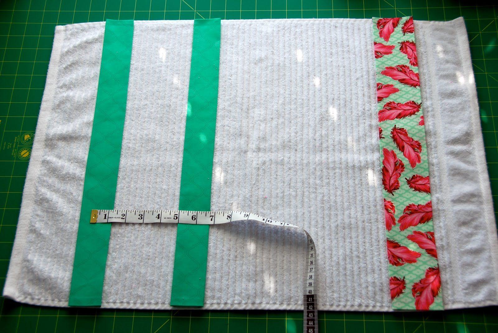Tutorial Stay Put Kitchen Towel Pinterest Crafts Kitchen