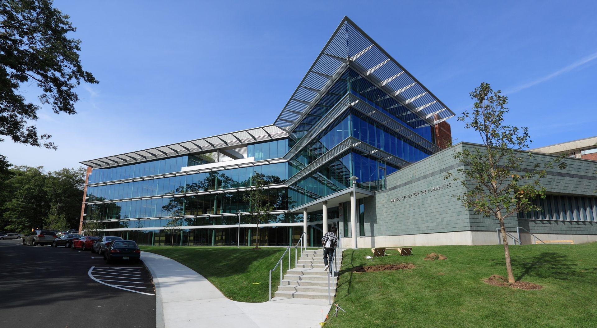 Brandeis university mandel center for the humanities