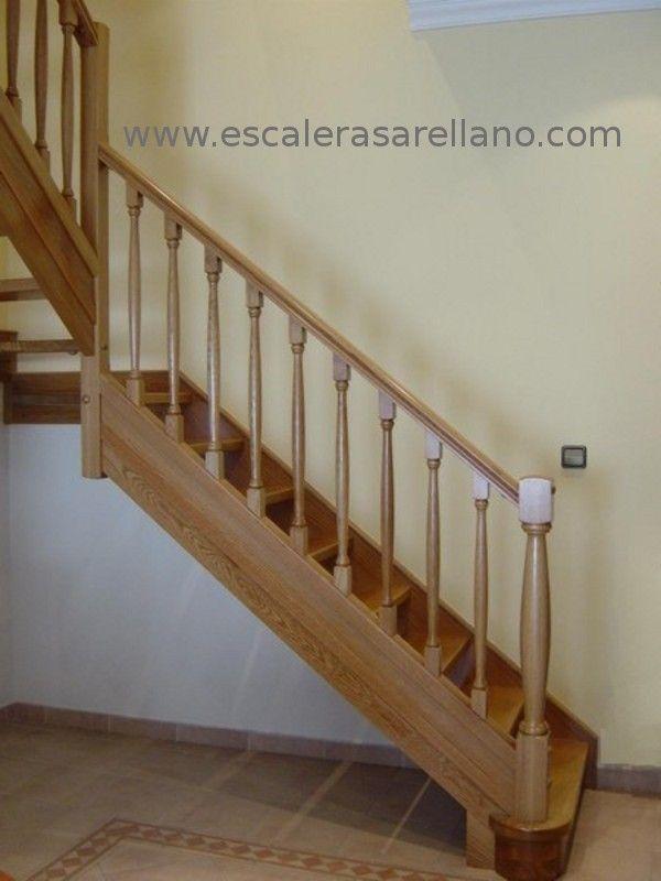 escaleras de madera rusticas - Buscar con Google | escaleras ...