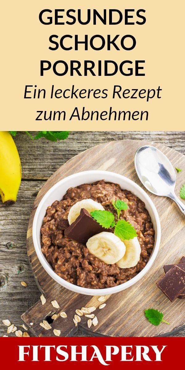 Photo of Dieses Schoko Porridge ist gesund, proteinreich und einfach zu machen. Hier gibt…