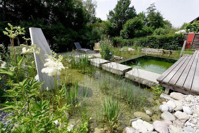 Ein Schweizer Garten Giardina 2017 - die neue Natürlichkeit