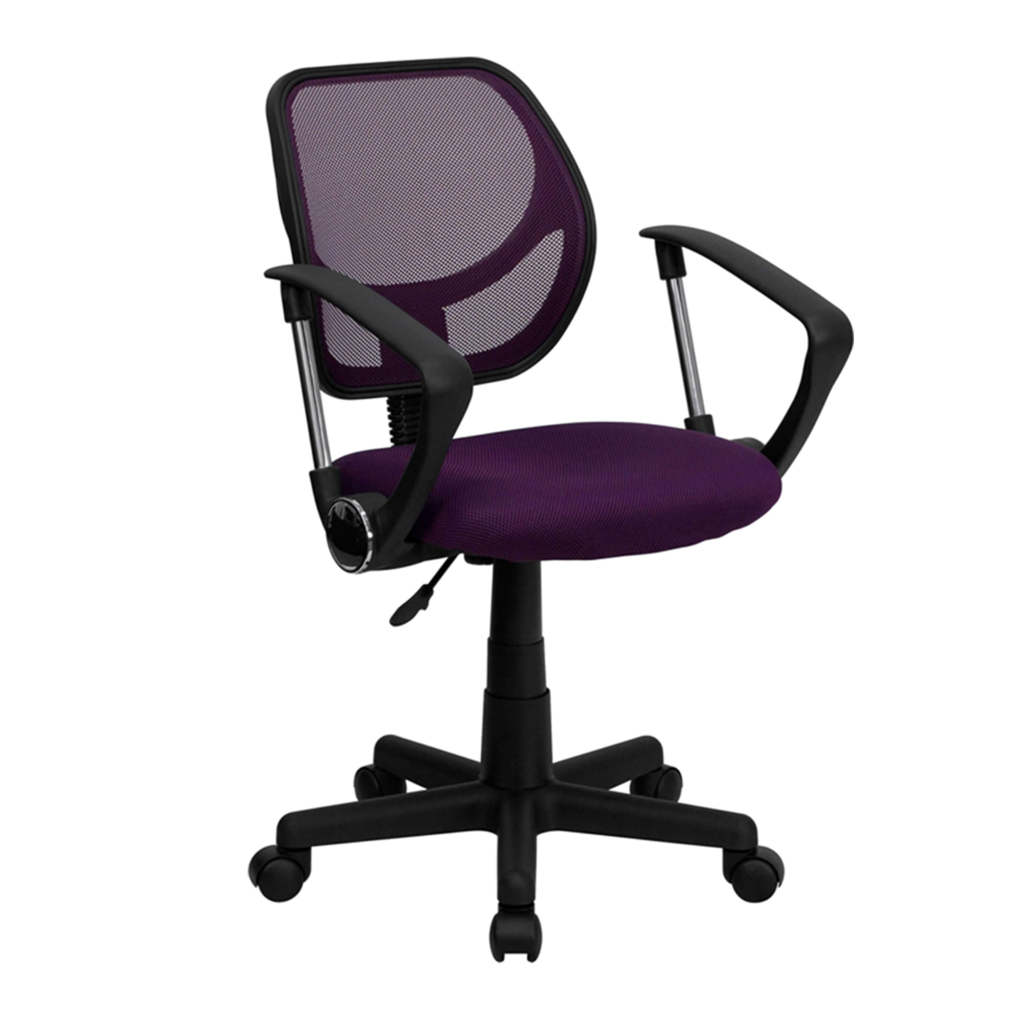 Aurora Petite Office Chairs With Images Flash Furniture Task