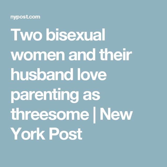 Bisexual womens husbands — photo 5