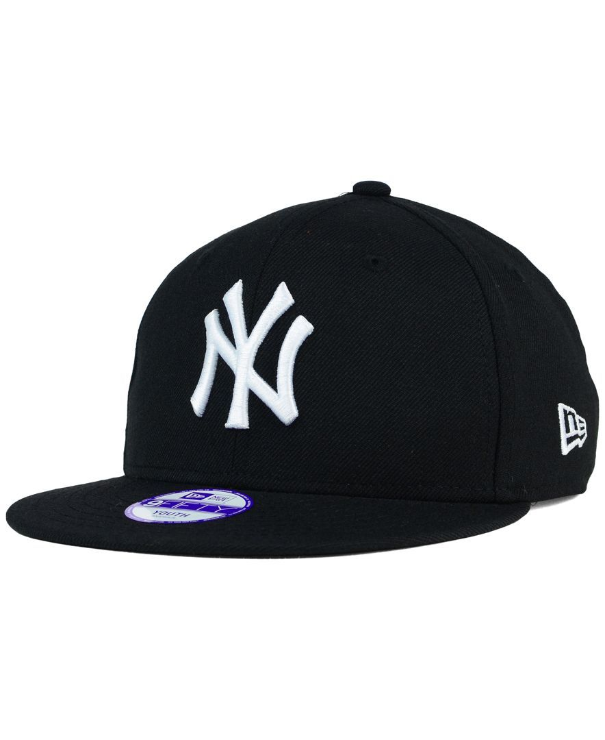 2c8c8679e838d Kids  New York Yankees B-Dub 9FIFTY Snapback Cap in 2019