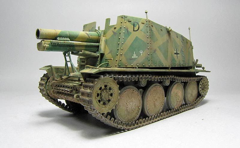 Sd.Kfz.138/1 Grille Ausf.H
