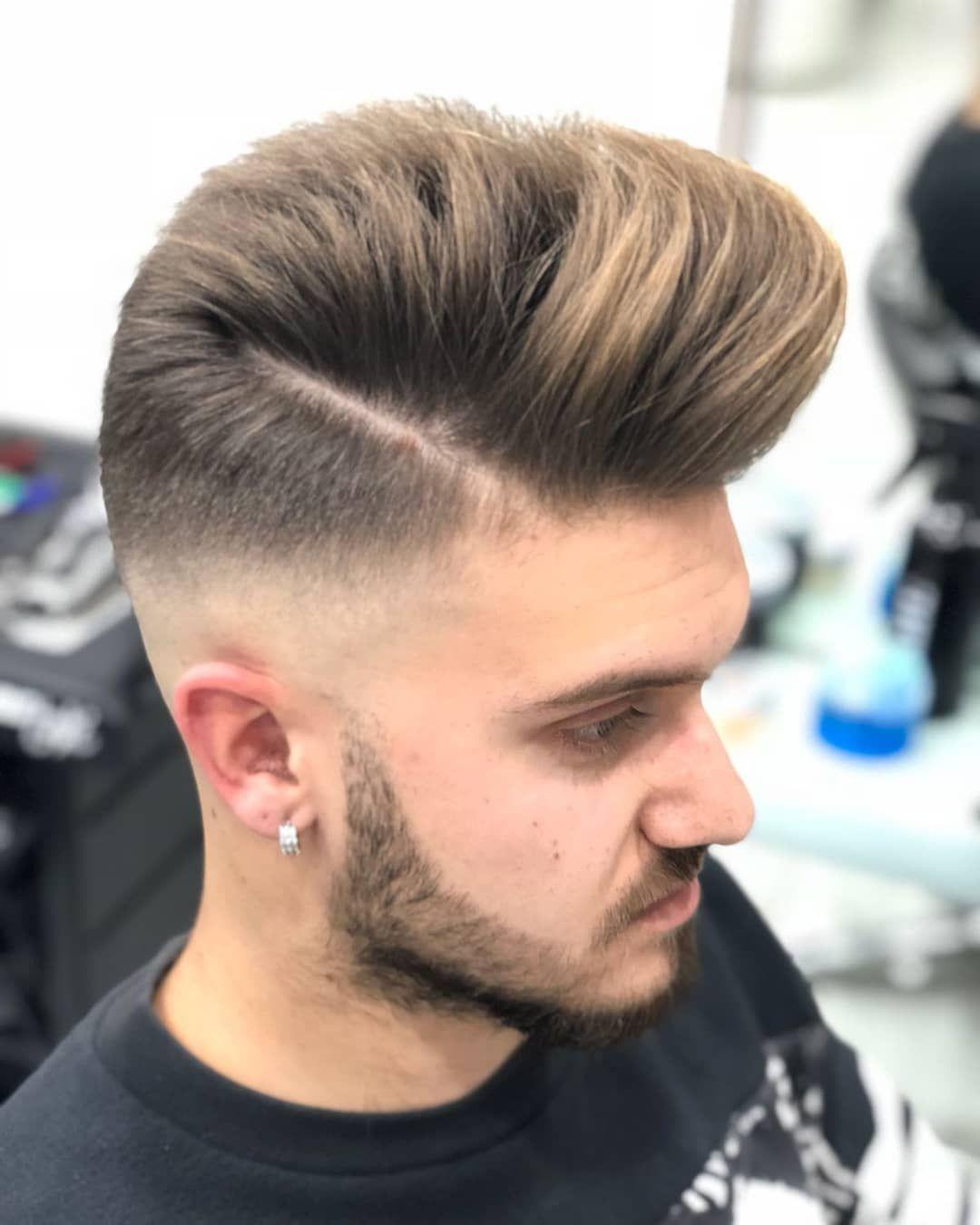 High pomp menshairstyles mens hairstyles pinterest hair