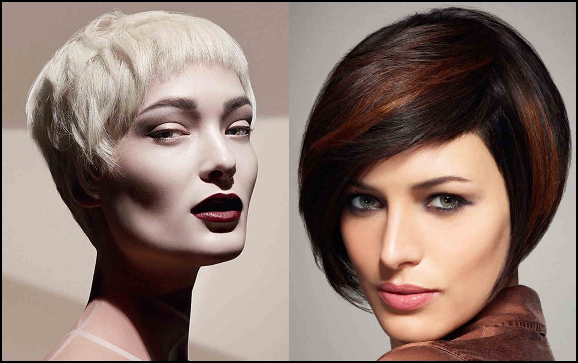 Haarfarben Trends 2019 Kurze Haare 75 Haarfarben Trends