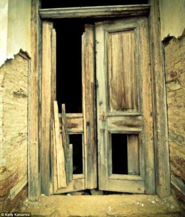 Inside An Abandoned Leper Colony: Haunting Images Of The