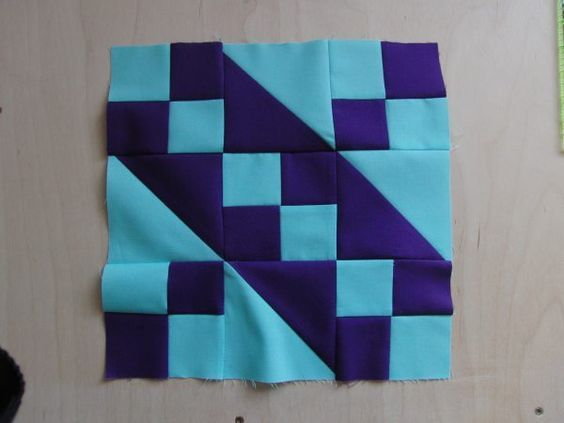 Traditional Patchwork Quilt Pattern And Tutorial Part 6 Nice