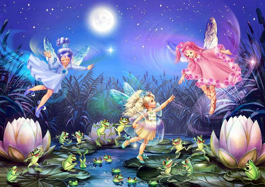 Картинки феи сказок