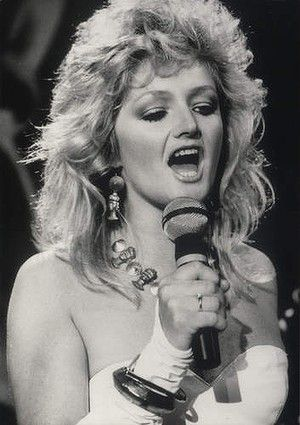 Veteran Gravelly Voiced Singer Bonnie Tyler Is To Represent Britain At The Eurovision Song Contest BBC Has Announced