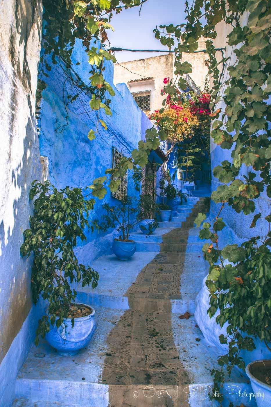 Visiting Morocco's Famous Blue City of Chefchaouen Visit