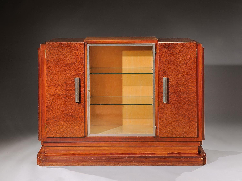 Philippe Petit 1900 1945 Art Deco Sideboard Art Deco Furniture Art Deco Cabinet