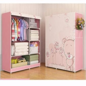 Selling Plastic Cabinets Minimalist 4 Door Wardrobe Hanger ….