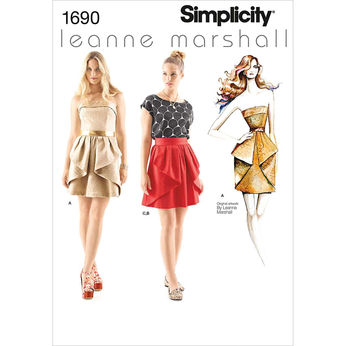 Simplicity 4-6-8-10-1-Misses Special OccasSimplicity 4-6-8-10-1-Misses Special Occas,