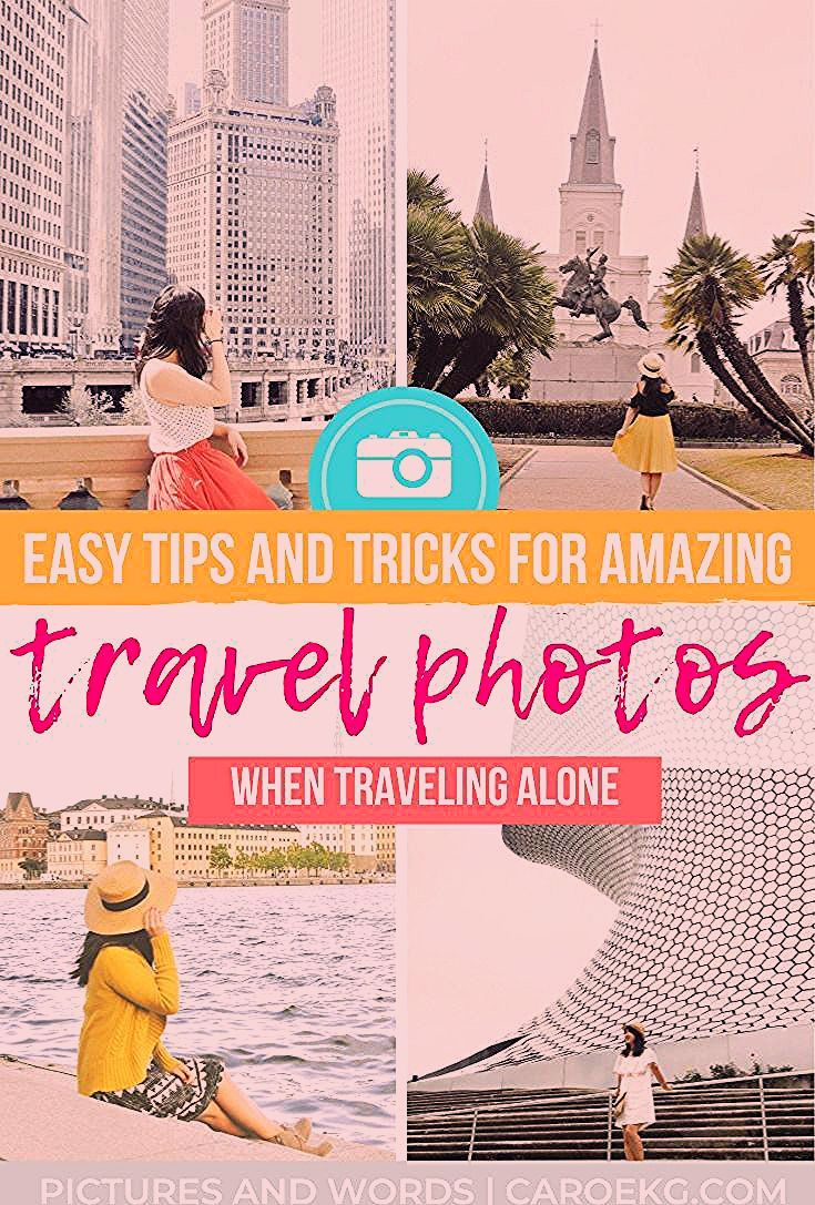 Photo of Easy Tips for Taking Amazing Travel Self-Portraits