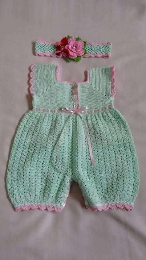 Alma C Deliz | Vestidos para niños | Pinterest | Ganchillo, Bebe y Bebé