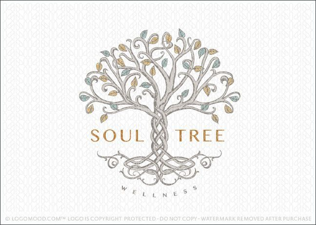 Image Result For Tree With Roots Vintage Logo Design
