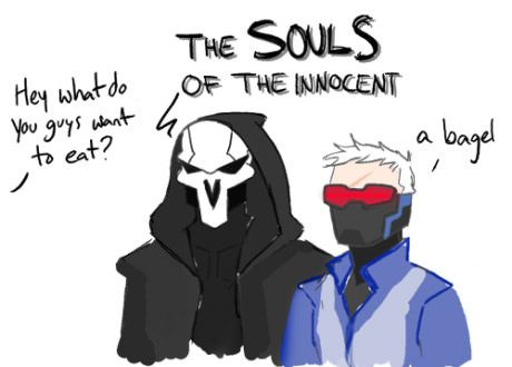 15c33826df80d7f5868830559e540f0b just reaper things overwatch, gaming and video games