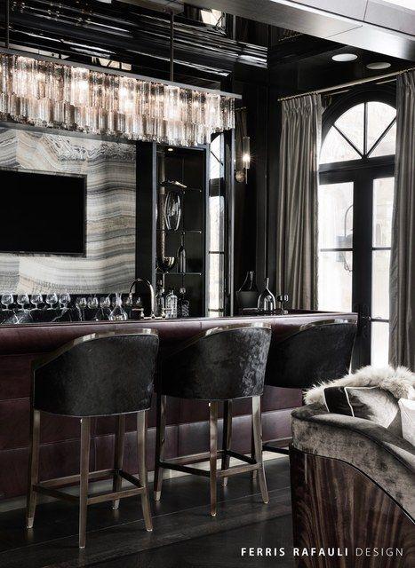 Ferris Rafauli Luxury Interior Luxury Bar Bars For Home