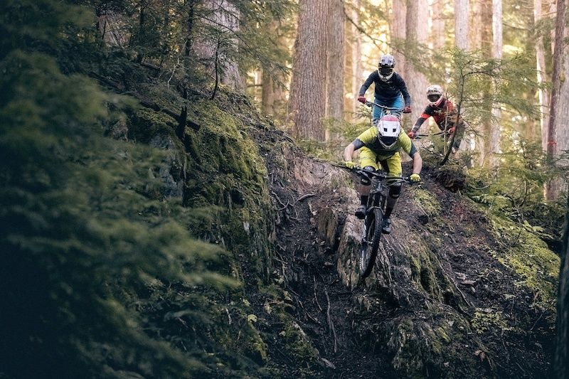 Whistler Mountain Bike Park First Chair Is 3 Days Away Video